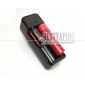 Wholesale HG-1206W 3.7v Dual Lithium Ion Battery Charger(European plug)